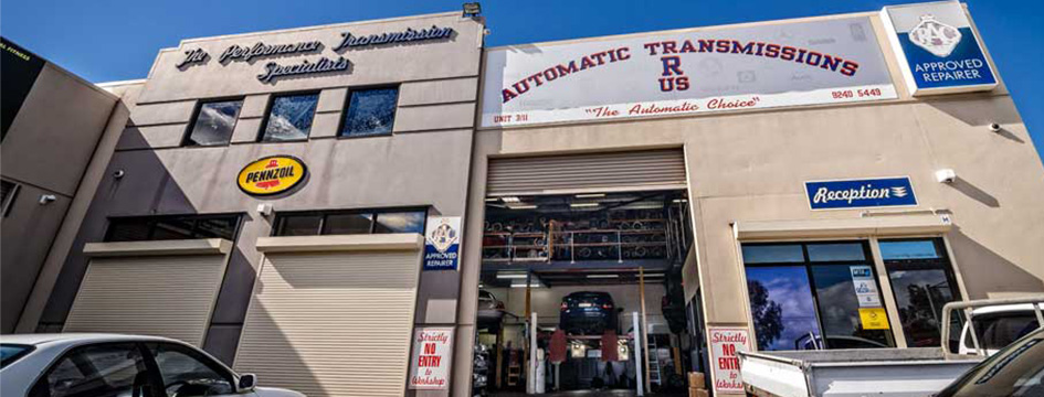 Automatic Transmission Services Perth